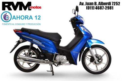 energy 125 moto corven