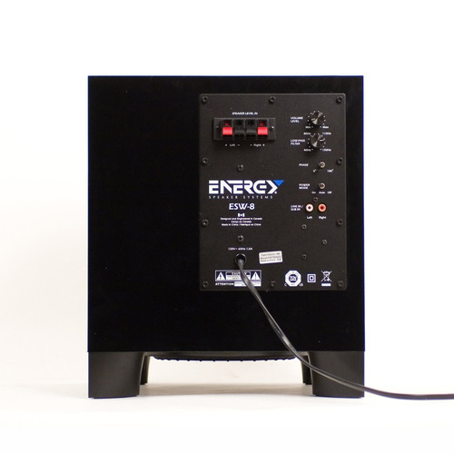 energy 5.1 take classic sistema de cine en casa (set de s