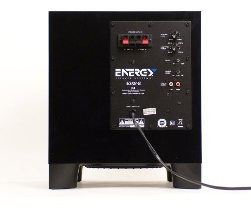 energy 5.1 take classic sistema de cine en casa (set de seis