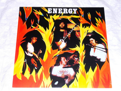 energy energy lp vinyl scandinavian 1976 hard progressive