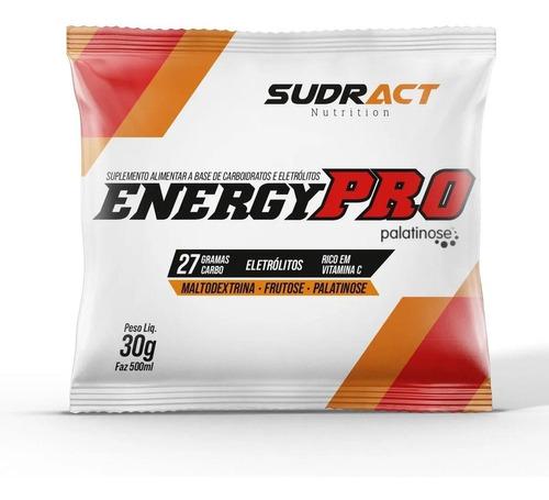 energy pro cx c/ 15 sachês de 30g limão sudract nutrition