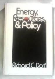 energy, resources and policy