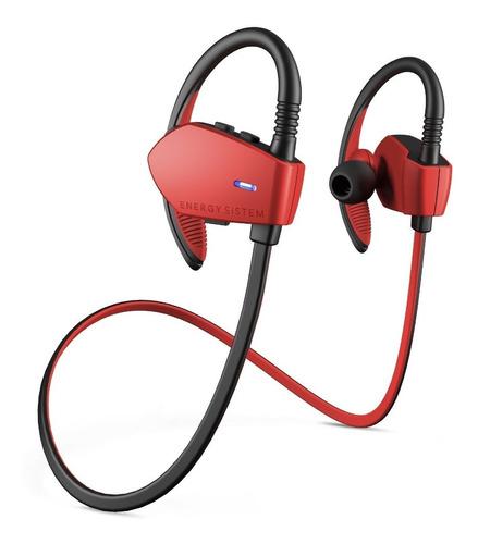 energy sistem fonos bluetooth  soprt1 rojo 427758