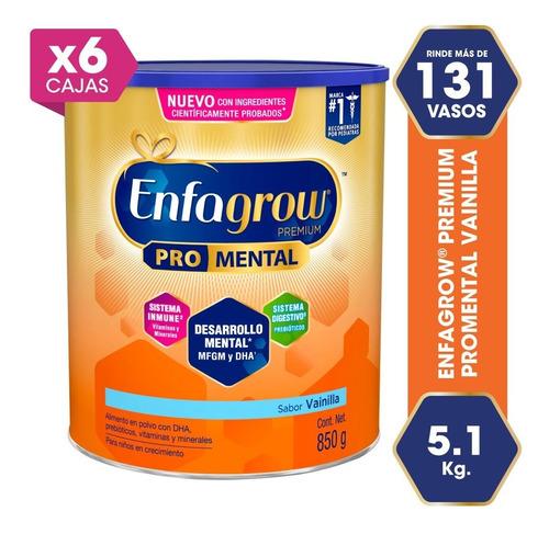 enfagrow® premium sabor vainilla- 5.1 kg