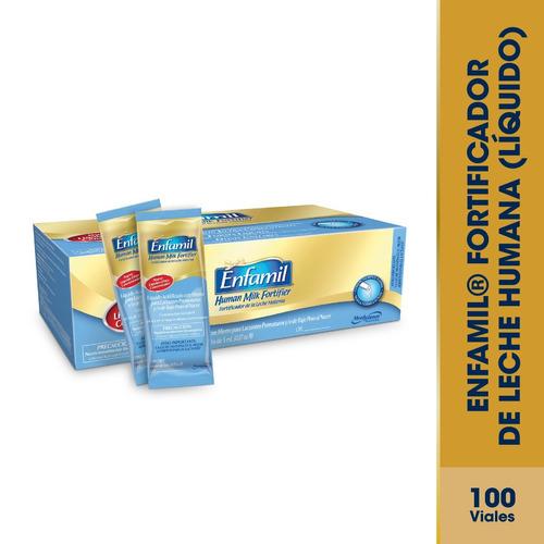 enfamil® human milk fortifier (líquido) (100 viales)