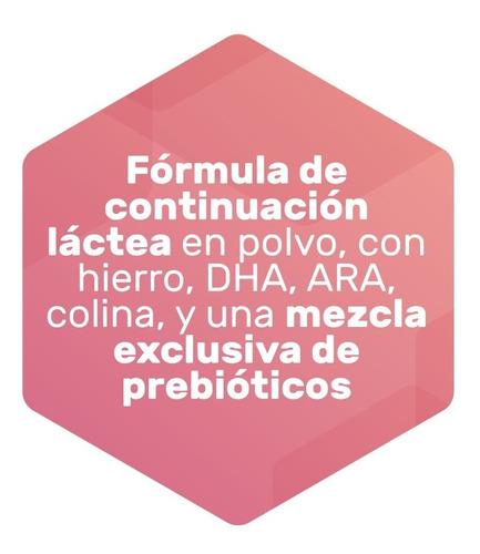 enfamil premium etapa 2 fórmula infantil 550g