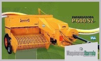 enfardadora pandolfi p 600 s2 atador con hilo