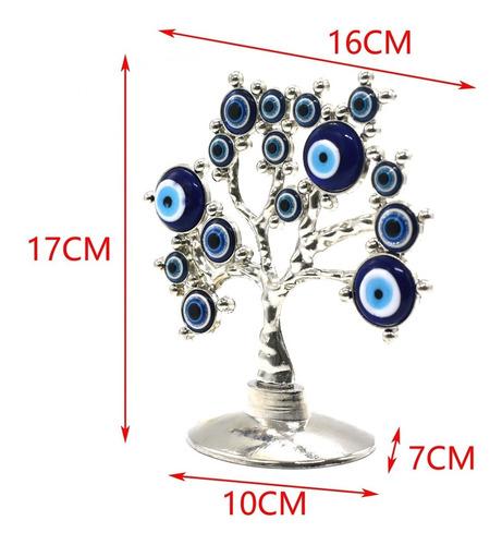 enfeite árvore olho grego
