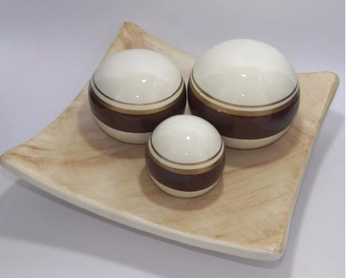 enfeite cerâmica presente niver decoração de casa sala