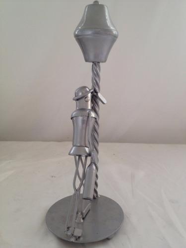 enfeite  decorativo em metal