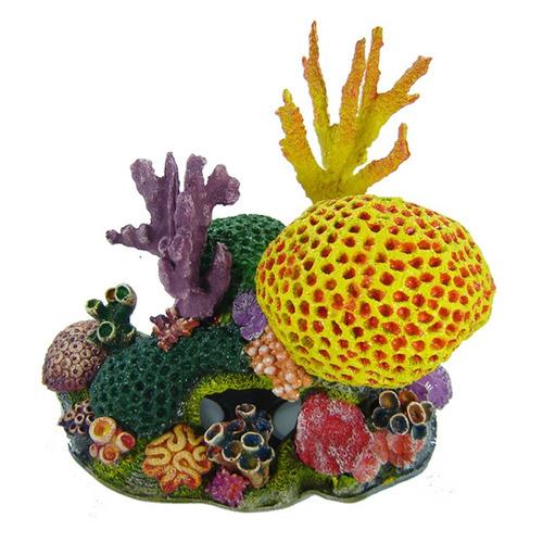 enfeite para aquário - coral nemo