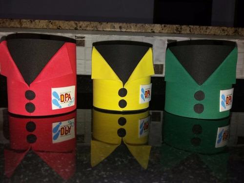 enfeites eva dpa kit festa com 24 itens