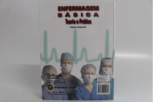 enfermagem básica teoria e prática schull edição especial