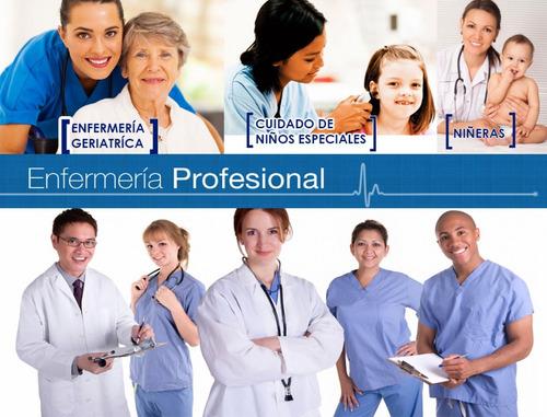 enfermed plus: enfermeras, niñeras, terapeutas a domicilio