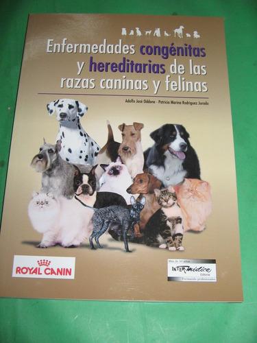 enfermedades congenitas y hereditarias de las razas caninas