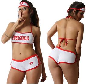 ef5ebc76a Roupa Feminina Em Helanca - Moda Íntima e Lingerie no Mercado Livre ...