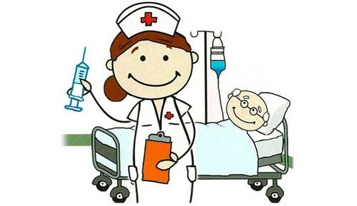 enfermera a domicilio.