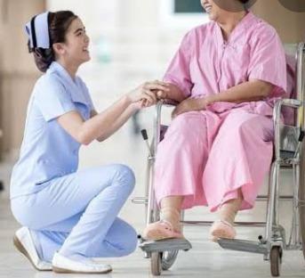 enfermera a domicilio por horas