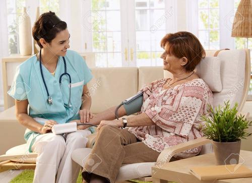 enfermería / cuidadores a domicilio