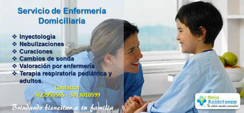 enfermeria especializada