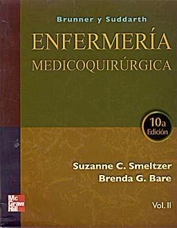 enfermeria medicoquirurgica - brunner / suddarth complet 10e