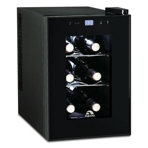 enfriador 6 botellas de vino mca igloo nuevo, envío gratis