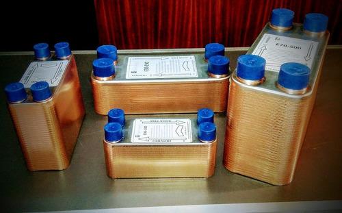 enfriador 60 placas cerveza 400 l/h lote 220 litros oferta!