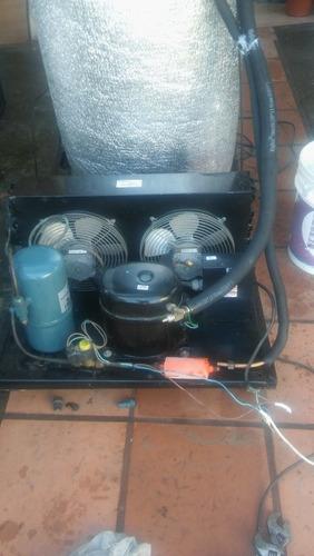 enfriador agua maquinas