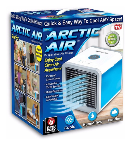 enfriador aire air
