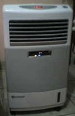 enfriador  aire portatil mismo sistema honeywell otra marca