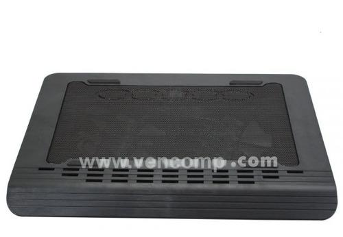 enfriador base mesa laptop mini 2 ventilador led puertos usb