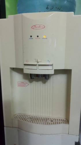 enfriador de agua de botellon marca premier. 110 volt