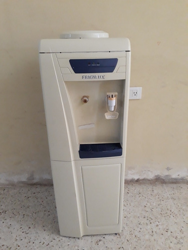 enfriador de agua filtro