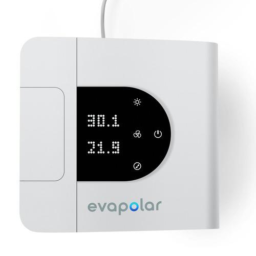enfriador de aire evapolar evasmart ev-3000 opaque blanco