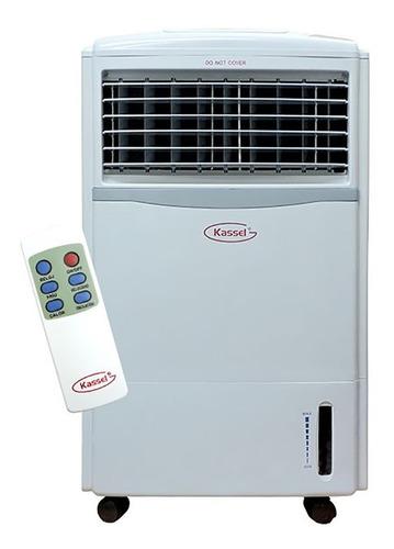 enfriador de aire kassel portatil frio calor c/control