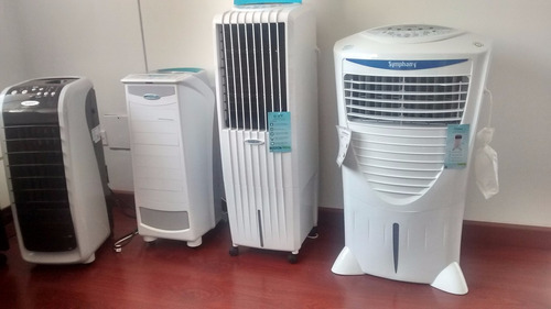 enfriador de aire por evaporación portátil 35 litros