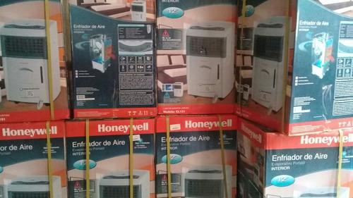 enfriador de aire portatil honeywell. nuevos de paquete.