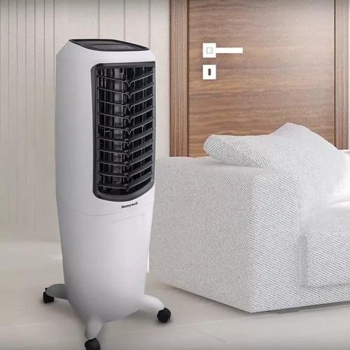 enfriador de aire ventilador honeywell evaporativo clima 30l