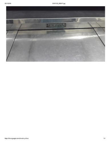 enfriador de botellas marca tropicool 3 tapas horizontal