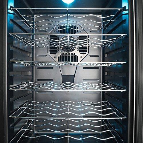 enfriador de vino electro boss 5335 28 termoelectrica de ace