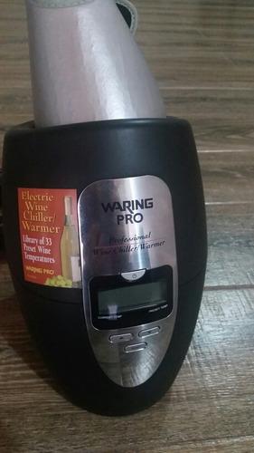 enfriador de vino individual waring pro