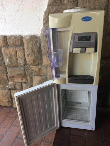 enfriador dispensador de agua (botellón) marca crystal water