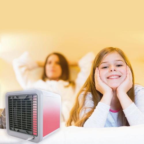enfriador mini aire acondicionado portátil breeze  r1755