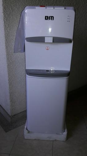 enfriador o dispensador de agua b.m. nuevo de paquete