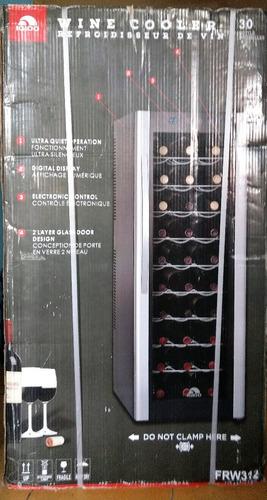 enfriador para 30 botellas de vino igloo, nuevo $8999-12%