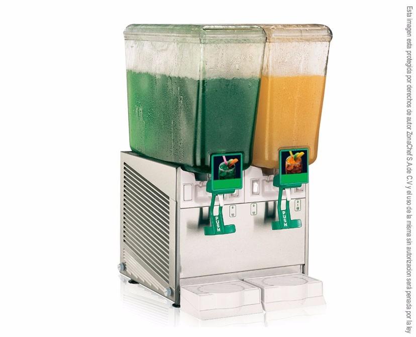 Enfriador para agua maestrale extra con 2 contenedores 20 - Contenedores de agua ...