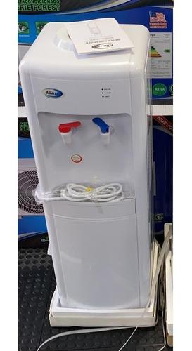 enfriador tipo botellon , agua fria y caliente marca khaled
