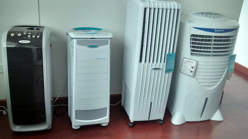 enfriador, ventilador calentador 3 en 1 portátil