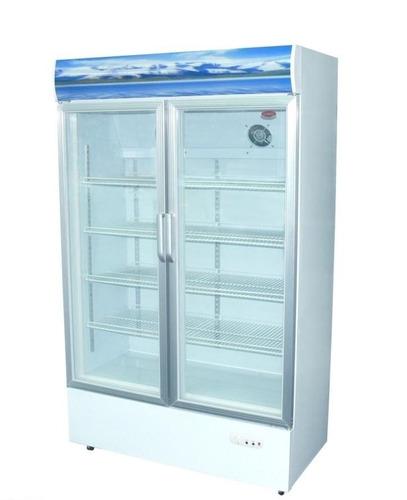 enfriador vertical sankey modelo rfd-2262 (22p³) nueva caja