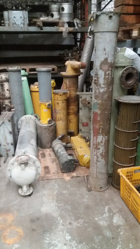 enfriadores de agua aceite agua agua de placas dist. tamaños